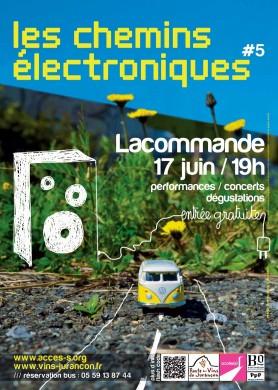 rencontre electronique bourges 2012