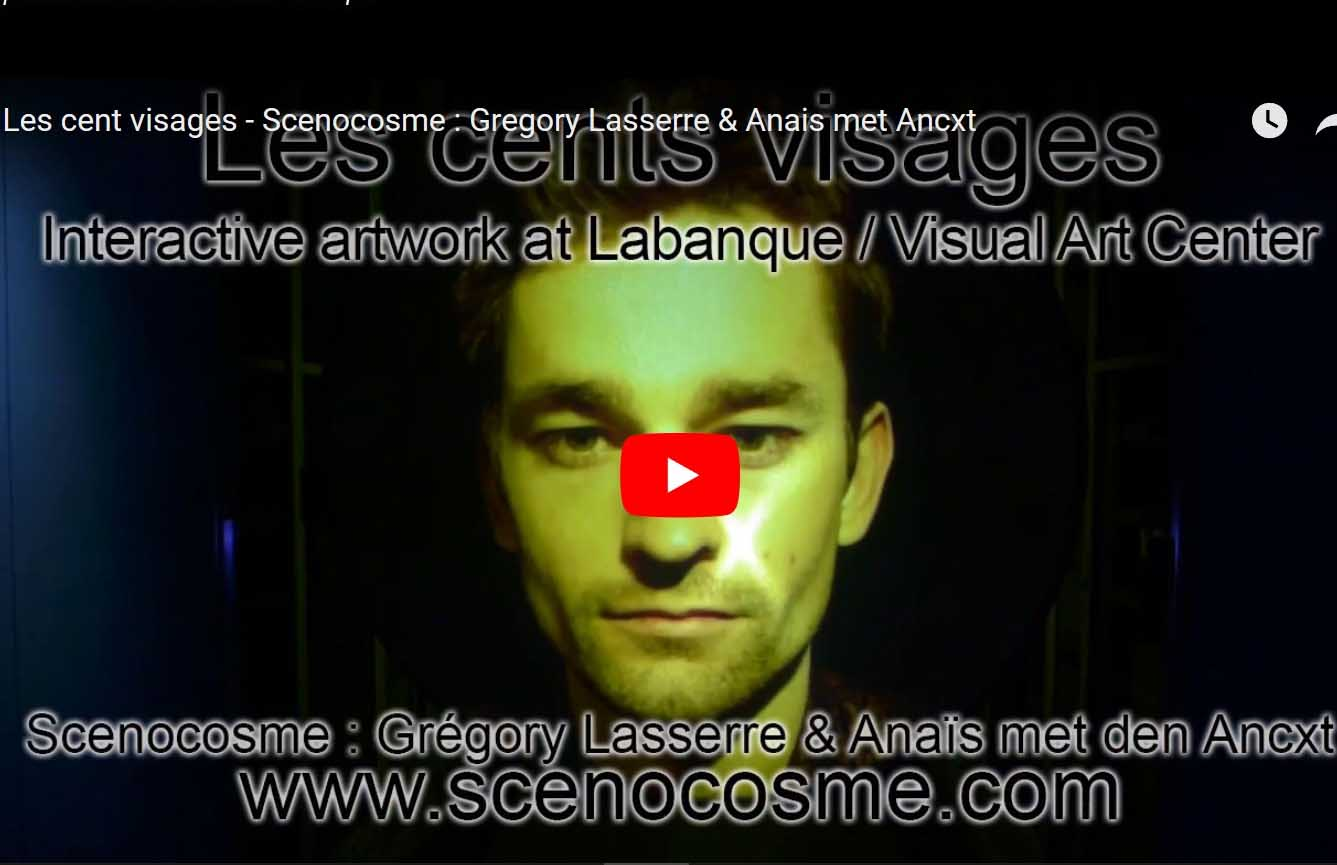 Scenocosme. Interaction. Group Formed By Grégory Lasserre U0026 Anaïs Met Den  Ancxt. They Create Immersive Universes, Mixing Interactive Digital Art, ...